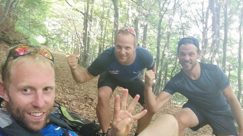 Parapente: le Valaisan d'adoption Ferdy Van Schelven, 4e de la Red Bull X-Alps