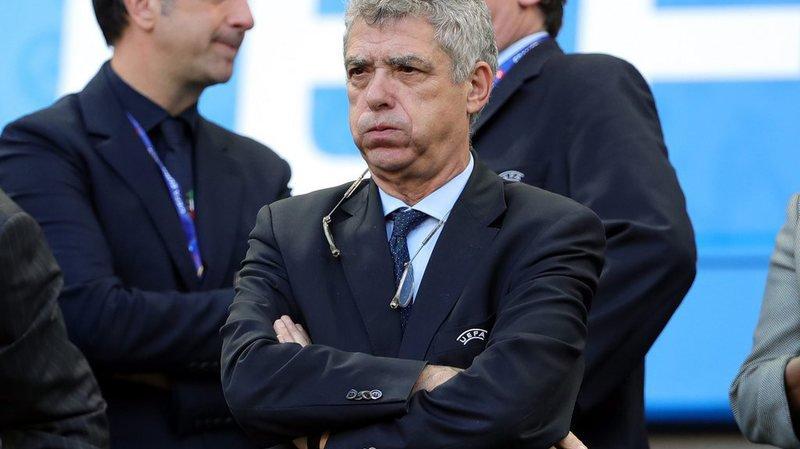 FIFA: le président de la Fédération espagnole, Angel Maria Villar, mis en garde à vue