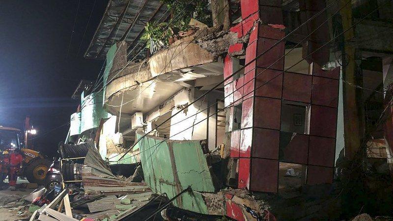 Séisme de 6,5 au Philippines: au moins un mort