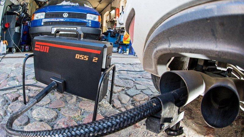 Dieselgate: 5 millions de véhicules allemands seront modifiés pour être moins polluants