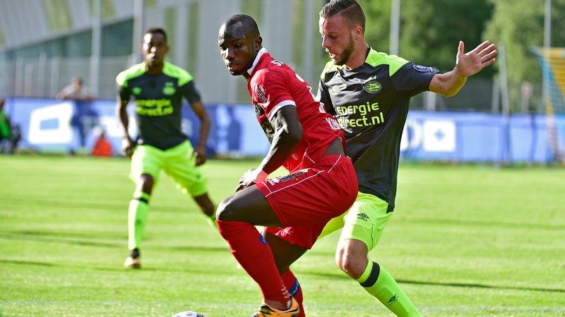 Moussa Konaté pourrait bien changé de maillot pour prendre celui d'Amiens rapidement.