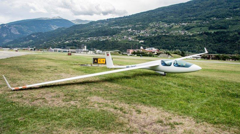 Un nouveau planeur unique en Suisse