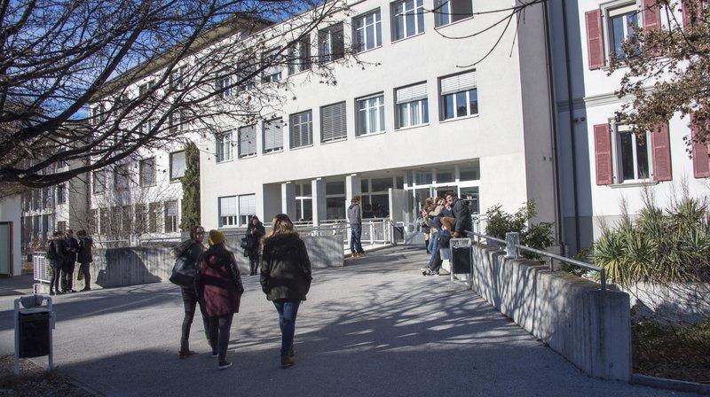 Sion: la construction d'un nouveau collège à l'étude pour remplacer la Planta