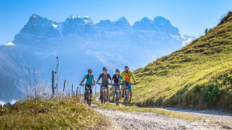 L'e-bike atteint des sommets en Valais