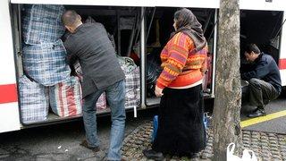 Le Danemark légifère contre les Roms