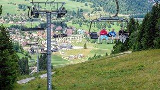 Métabief a une longueur d'avance sur la Suisse