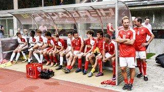 Les anciennes gloires du football Suisse à Martigny