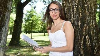 Un an après l'attentat de Nice, la jeune sédunoise Velia a choisi de célébrer la vie plutôt que de vivre dans la peur