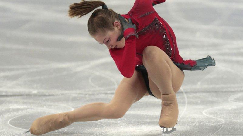 Patinage artistique: victime d'anorexie, une championne olympique de 19 ans doit abandonner sa carrière