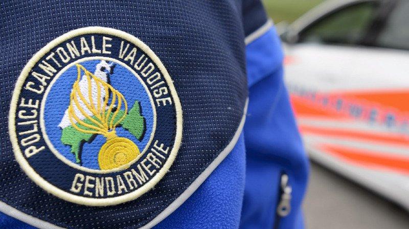 Vaud: un tracteur tombe d'un talus à Chigny, l'agriculteur de 39 ans qui était au volant meurt sur le coup