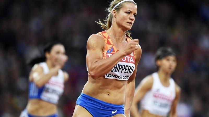 Mondiaux d'athlétisme de Londres: la Néerlandaise Dafne Schippers sacrée sur 200 m