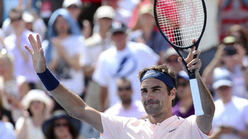 Masters 1000 de Montréal: Roger bat David Ferrer pour la 17ème fois consécutive