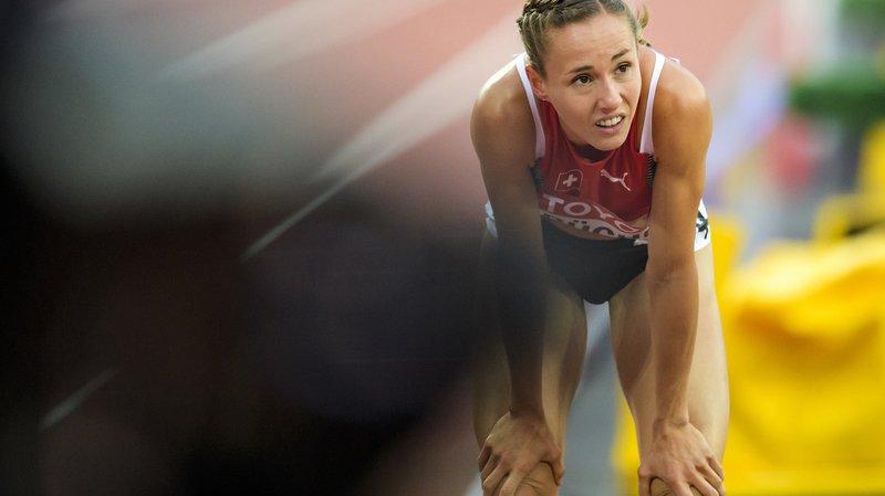 Mondiaux d'athlétisme de Londres: la Suissesse Selina Büchel éliminée en demi-finale du 800 m