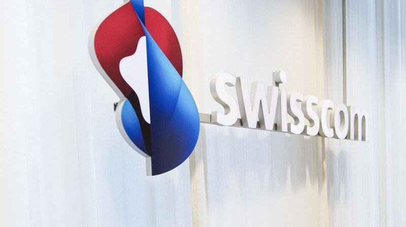 Télécommunications: malgré un chiffre d'affaires en recul, Swisscom augmente son bénéfice à plus de 800 millions