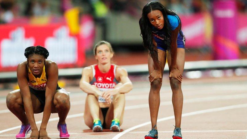 A l'image de Lea Sprunger dans la finale du 400 mètres haies, la Suisse doit encore trop souvent s'effacer devant les nations non-européennes.
