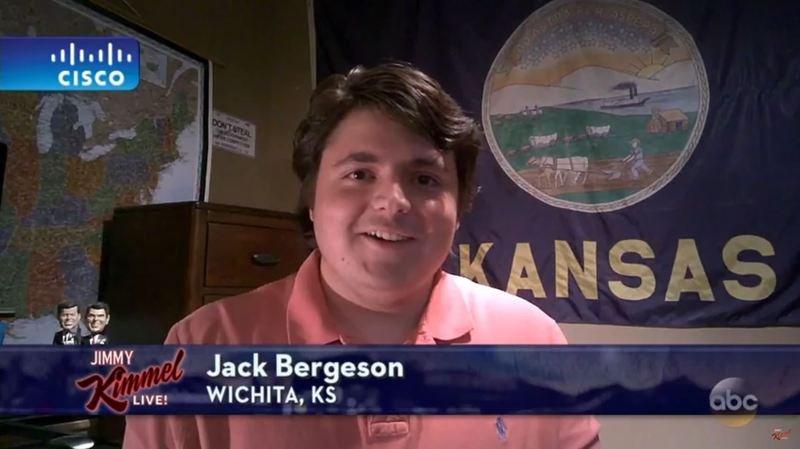 Etats-Unis: pas encore en âge de voter et déjà candidat pour devenir gouverneur du Kansas