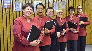 Grimentz: le choeur multiculturel l'Echo de Moiry souffle ses cent bougies samedi