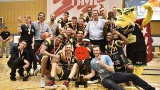 Basketball: un Serbe à la tête d'un BBC Monthey rajeuni