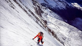 Le monde de l'alpinisme  a rendu hommage à un grand