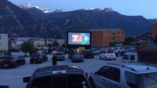 Le cinéma à l'américaine s'installe à Chamoson
