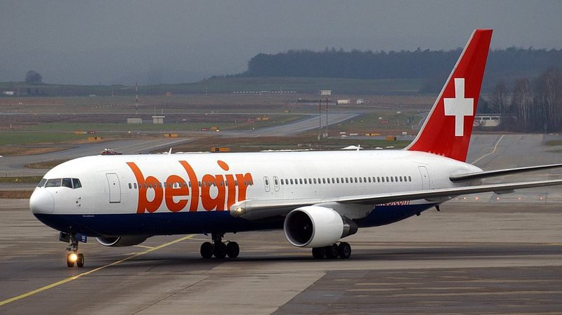 Air Berlin: la filiale aérienne suisse Belair est aussi mise en vente
