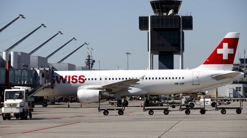 """Swiss lance le """"Flightpass"""", un abonnement multicourse à 799 francs pour prendre 10 fois l'avion au départ de Genève"""