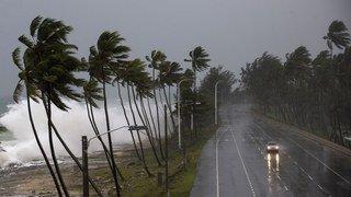 Les ravages de l'ouragan Maria en images
