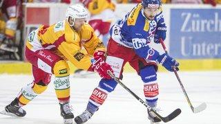 Hockey: trois Valaisans ont inscrit leur premier goal de la saison