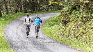 Swiss Peaks Trail, première édition