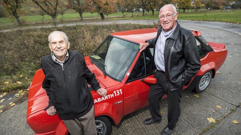 Michel Rudaz et Philippe Carron, tous deux anciens champions suisses des rallyes, ont participé au rallye international du Valais en 1967 lorsque les équipages découvrirent pour la première fois la super-spéciale des casernes.