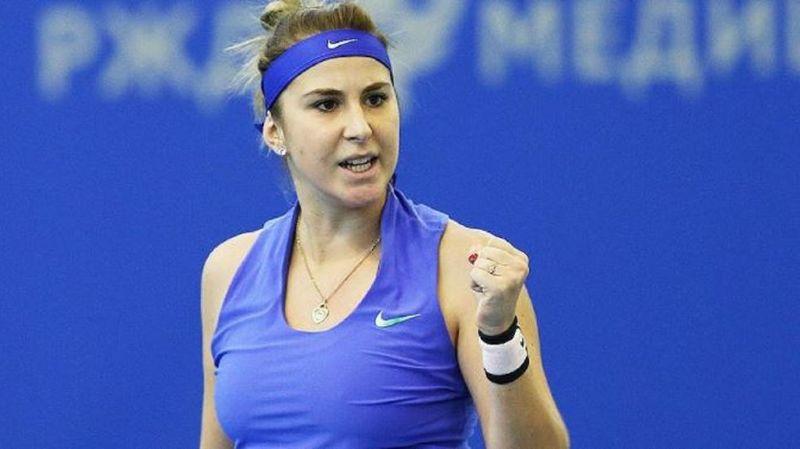 Tournoi de Linz: Belinda Bencic s'est imposée pour son retour sur le circuit WTA