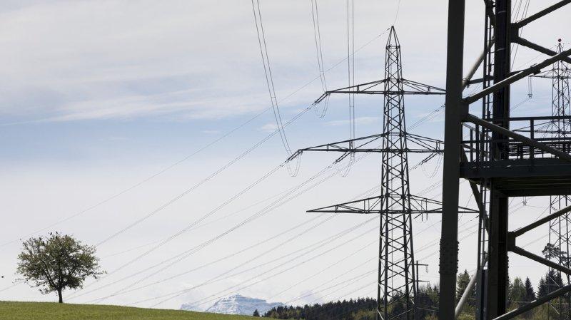 Energie: la Suisse ne risque pas de pénurie d'électricité d'ici 2035