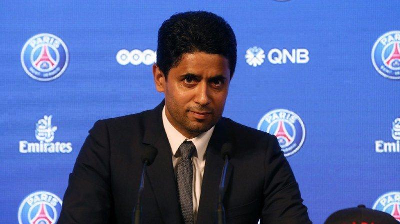 FIFA: la justice suisse ouvre une enquête contre Nasser Al-Khelaïfi, président du PSG