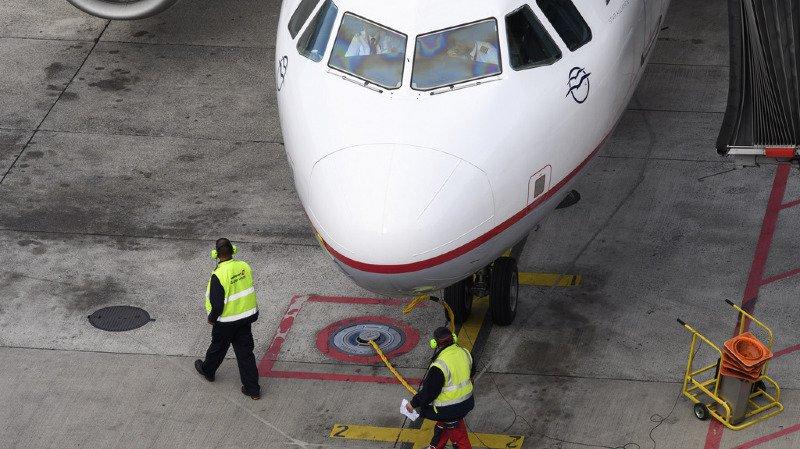 Genève Aéroport: à 7 ans, seule et sans billet, une fillette parvient à monter dans un avion