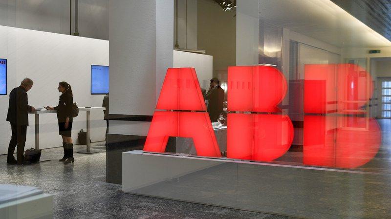 Électrotechnique: 1,8 milliard de dollars de bénéfice net pour ABB