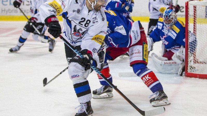 National League: Genève, Lausanne, Fribourg et Bienne battus