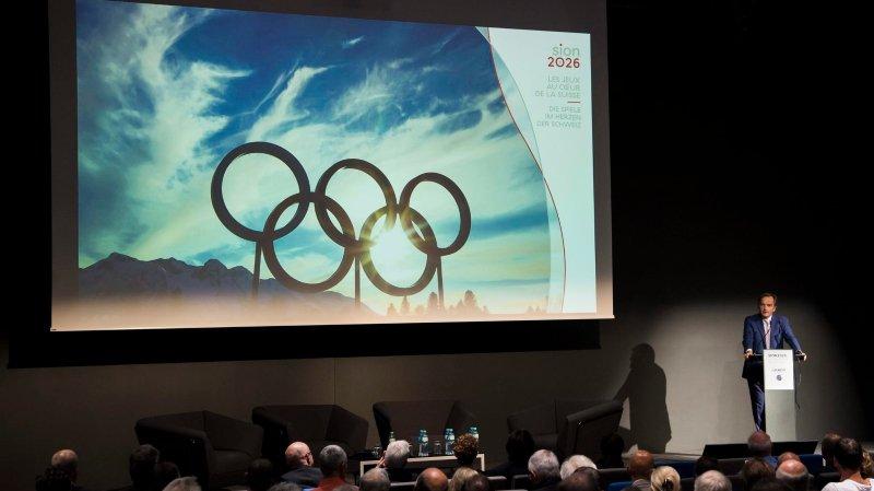 Sion 2026: les médias craignent un manque de soutien populaire