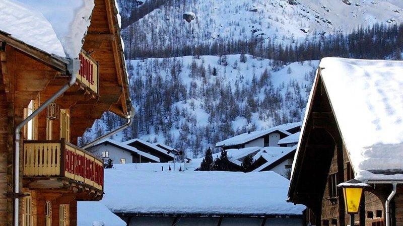 Plus d'un quart des 80227 lits proposés en Suisse par Airbnb  (30% de l'offre hôtelière totale) se trouvent en Valais.