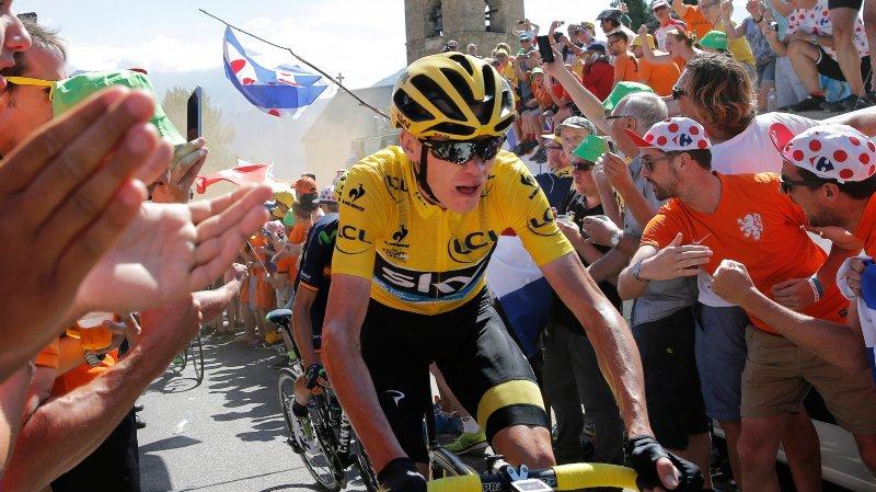 Chris Froome et le peloton devront affronter six étapes de montagnes en 2018.