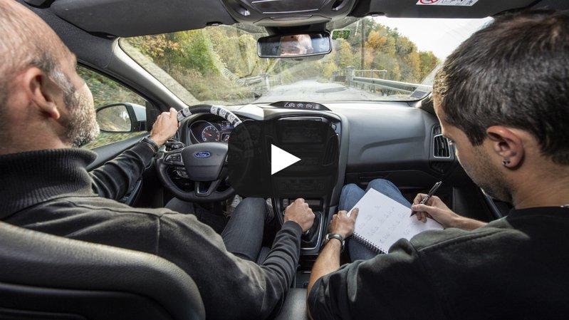Rallye du Valais: le secret des reconnaissances du triple champion suisse Sébastien Carron