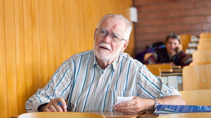 Jacques Dubochet doit son Prix Nobel au curé saviésan Basile Luyet