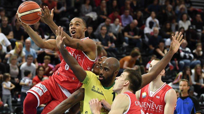 Basketball: le BBC Monthey a été dominé 65-80 par les Lions de Genève en supercoupe