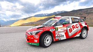 L'Italien Giandomenico Basso remporte le rallye international du Valais