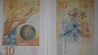 Voilà à quoi ressemble le nouveau billet de 10 francs