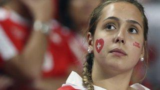 Retour en images sur la défaite suisse au Portugal