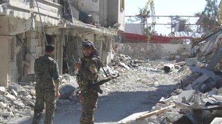 Syrie: le groupe Etat islamique a perdu Raqa, son principal bastion