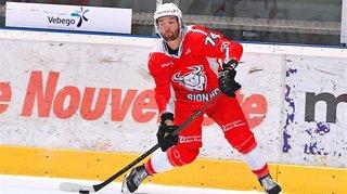 Hockey sur glace: Sami El Assaoui rejoint le HC Martigny-Valais