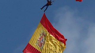 Singulière fête nationale, en pleine crise catalane