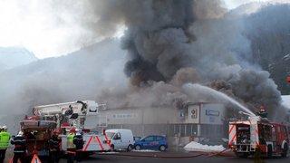 Caserne des pompiers Collombey-Muraz-Monthey: accord avec le canton