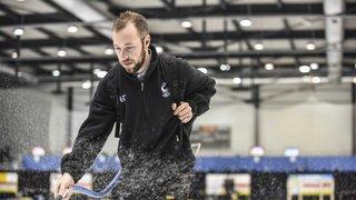 Les Ice-men et leur glace parfaite pour les mondiaux de curling de Champéry